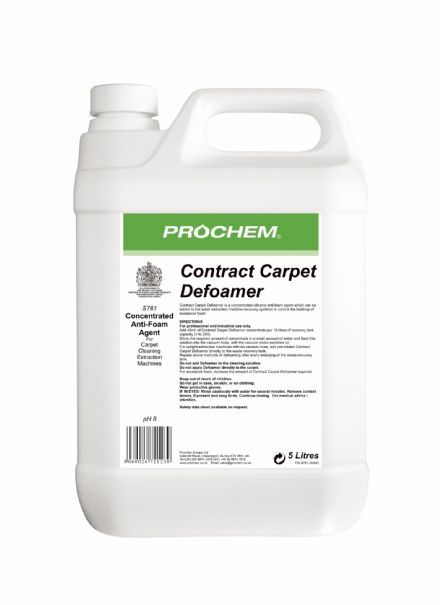 Contract Carpet Defoamer 5L